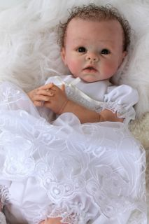 Reborn Doll Baby Girl Isabella Was Krista by Linda Murray
