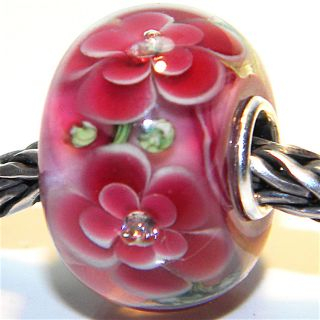 MURANO GLASS BEAD AUTHENTIC 925 STERLING SILVER FIT EUROPEAN CHARM