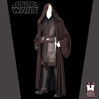 Star Wars Anakin Skywalker Jedi Ensemble Costume No Boots Museum