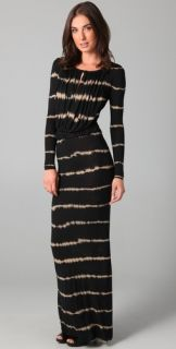 Young Fabulous & Broke Waltz Stripe Rachel Maxi Dress