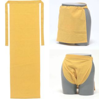 Japanese Mens Underwear Fundoshi Yellow