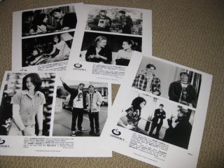 Mallrats Press Kit Photographs Jeremy London Jason Lee