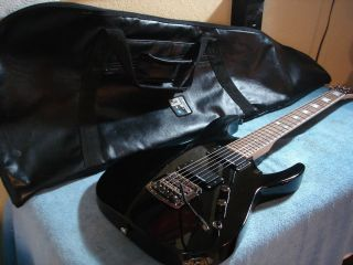 ESP Ltd Jeff Hanneman Signature Guitar JH 200 Kahler Trem Bird Inlays