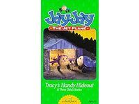 Jay Jay The Jet Plane Tracys Handy Hideout VHS 1995