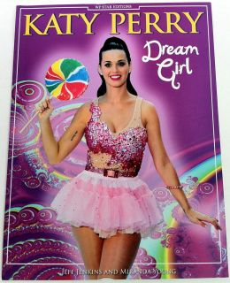 Katy Perry Dream Girl Full Colour 36 Page Bookazine 24cm x 32cm Brand