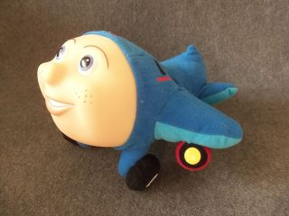 Jay Jay The Jet Plane 8 Stuffed Plush Animal Airplane Doll