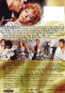Angelique Collection La Collection Complete New DVD