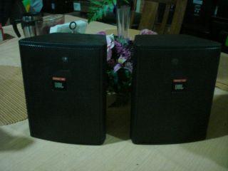JBL Control 25 Compact Speakers Professional
