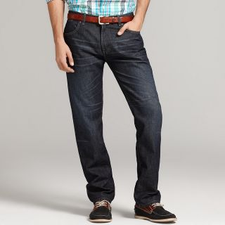 Tommy Hilfiger Mens Custom Straight Jean