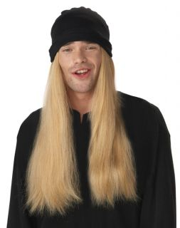 Jay and Silent Bob Clerks Slacker Wig with Beanie