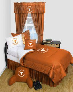 Texas Longhorns Twin Full Queen Comforter Bedroom Sets