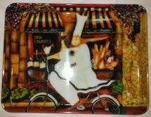 Jennifer Garant Fat Chef Italian Bistro Spoon Rest Candy Dish Decor