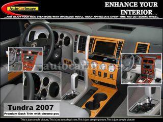 Jeep Commander 06 07 Dash Trim Kit