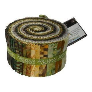 Kaufman Tavarua Artisan Batiks Jelly Roll