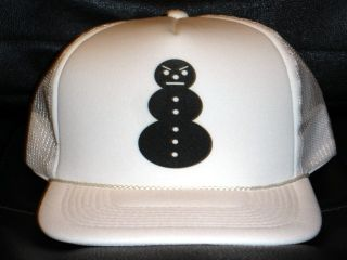 Young Jeezy Snowman Trucker Hat USDA Hip Hop Rap New