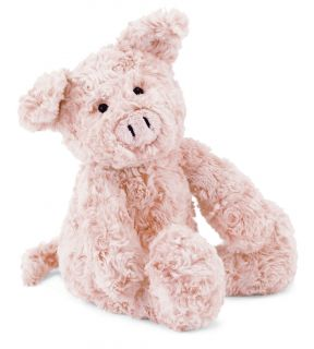 Jellycat Sherbet Piglet Stuffed Animal Plush New Piggy