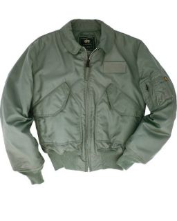 Alpha Industries McGuire 45 P Flight Jacket