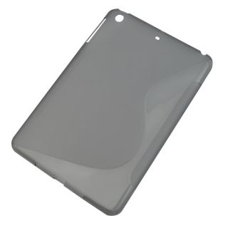 Premium Silicone TPU Case Cover for New Apple iPad Mini Tablet   Soft