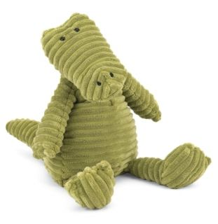 Jellycat Medium Cordy Roy Gator Plush Stuffed Animal