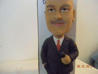 Jesse Ventura Bobble Head Doll Red Tie 2001