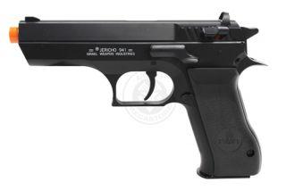 KWC IWI Licensed Jericho 941 Non Blowback CO2 Airsoft Gun Pistol