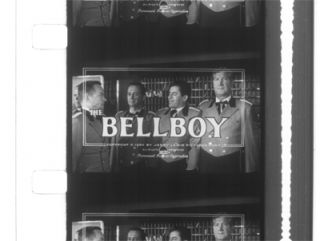 Film Jerry Lewis Pictures Corp THE BELLBOY Paramount B/W Print 1960