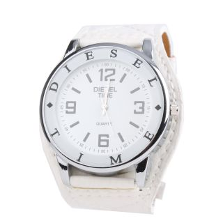 Sport Oversized Mens Sport Quartz Wrist Watch Wristwatch