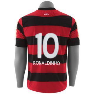 Olympikus Flamengo Ronaldinho 2011 Jersey Shirt Soccer