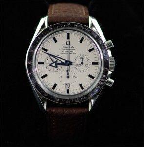 RARE Vintage Omega Speedmaster Broad Arrow Chronograph Watch