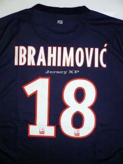 BNWT Official PSG Paris Saint Germain 2012 13 Soccer Jersey Original