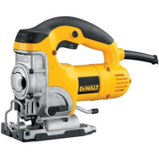 Dewalt 1 Variable Speed Top Handle Jig Saw Kit DW331K New