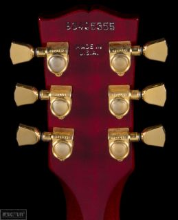 1995 GIBSON JIMMY PAGE LES PAUL STANDARD   EARLY PRODUCTION MODEL OHSC