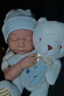 Adorable Reborn Baby Boy Matthew Jills Reborn Nursery