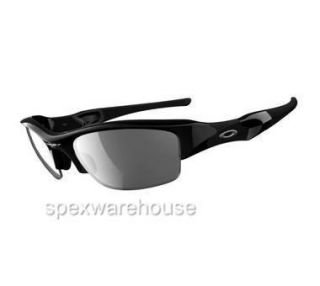 Oakley Flak Jacket 03 881J Asian Fit Jet Black Sunglasses