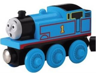 Battery Powered Thomas and Jet Engine by Thomas The Train Wooden