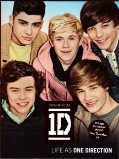 Dare to Dream Life as One Direction Brand New Book 100 Official 1D