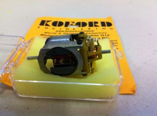 Koford 504D Super Feather G12 Motor w Can Ball Bearing and Shunts