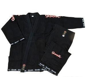 99 proforce GLADIATOR Jiu Jitsu uniform BJJ Kimono GI Black 4 SOLD OUT