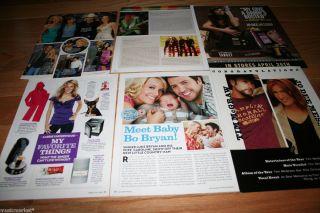 Luke Bryan Carrie Underwood Jo Dee Messina Promo Photo Ads Clippings