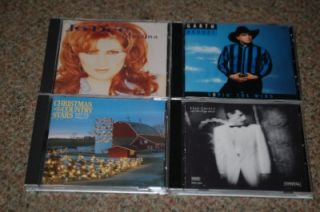 Lyle Lovett / Garth Brooks / Jo Dee Messina / Christmas Country Stars