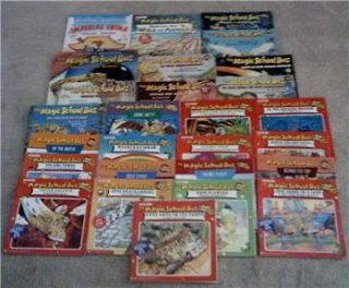 Mixed 61 Magic School Bus Bks VHS CDs Joanna Cole