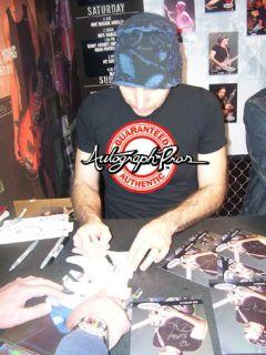 Joe Satriani Autographed Signed Guitar Proof PSA DNA Cert UACC RD COA