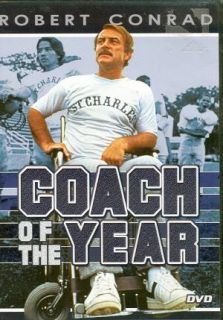 Football Coach of The Year DVD with Robert Conrad