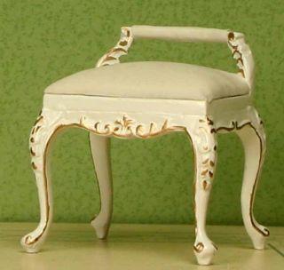 Bespaq Stool Dollhouse Miniature Furniture 1 12 Scale
