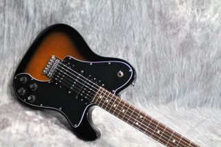 Fender Squier Joe Trohman Telecaster HSH Pickups Kill Switch W Pro Gig