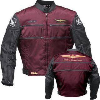 Mens Joe Rocket Honda Goldwing 1100 1200 1500 1800 Super Tour Jacket