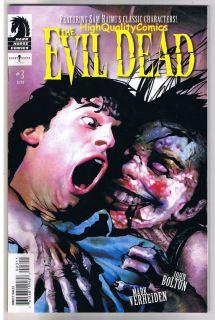 Evil Dead 3 John Bolton Army of Darkness TV 2008 NM