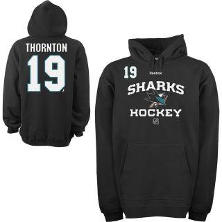 New Reebok San Jose Sharks Joe Thornton Authentic Team Hockey Player