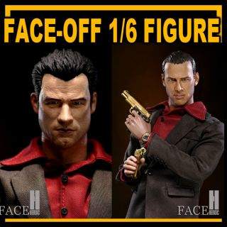 Custom 1 6 Face Off Figure Nicolas Cage John Travolta