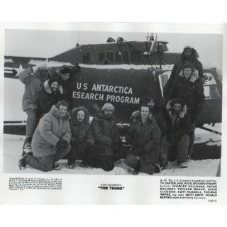 John Carpenters The Thing Photo Print 1